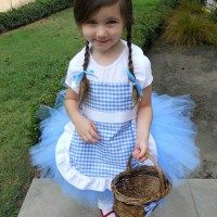 for kylie: Dorothy Wizard of Oz Inspired Tutu Costume- kylie's halloween costume this year! Easy Halloween Costumes Kids, Cute Costumes, Halloween Kostüm, Halloween Outfits, Costume Ideas, Halloween Clothes, Simple Costumes, Kids Costumes Girls, Art Costume