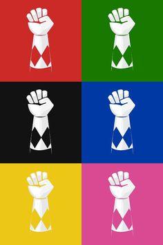 Ranger Fists