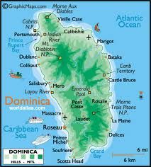 *Commonwealth of Dominica *Nature Island *One of the youngest islands on the Caribbean chain *Blend of English,French, African and Carib *Sister Island of Dominican Republic *70,000 people covering 289 square miles *Only Caribbean island left with remaining population of Pre-Columbian Indians *Gained Independence from Britain on November 3,1978
