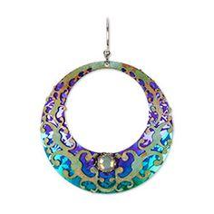 Holly Yashi jewelry: Marcella Earrings