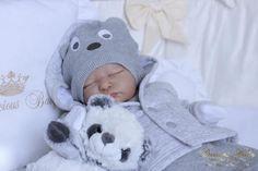 *Lifelike reborn baby boy Serenity by Laura Lee Eagles * realistic newborn doll