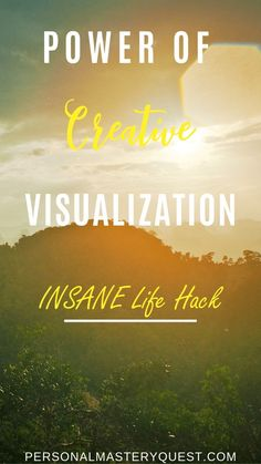 Ever wondered about the power of creative visualization? What visualization actually is and how it can impact your life in a profound way? In this video, I want to share with you one of my biggest breakthrough insights regarding visualization. Mind Reading Tricks, Create Your Own Reality, Creative Visualization, Print Layout, How To Manifest, Just Do It, Flow, Life Hacks, Mindfulness
