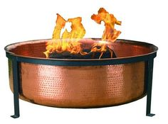 A fire pit is any outdoor fire place where you build file using firewood. The best fire pit grill will allow you cook the best rotisserie or any other type of delicious food. Wood makes the food achieve natural flavor as well as taste.