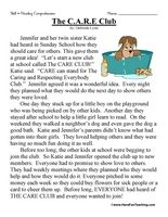 The Cowboy – Second Grade Reading Comprehension Test: Use the ...