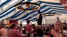 Mittbacher Goaßlschnalzer @ 31. Isener Volksfest zum Auftakt am 24.06.2015