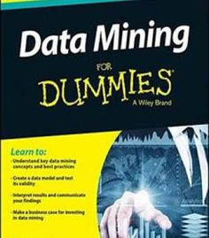Data Mining For Dummies PDF