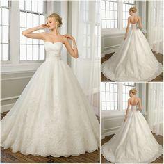 Free Shipping ! Very Beautiful Customized Sweetheart Ball-Gown lace Wedding Dress 2013 wedding dresses on AliExpress.com. $199.00