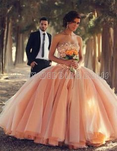 50 Best Ball Gown Wedding Dresses 2016 images  cbbc9e165595