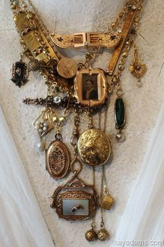 use my mothers gold jewelry and lockets 3928f6f6d50a6cfee5db923e1aa70747_large