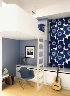 Tribeca Family Loft Projects Colorful, Cheerful Vibes - http://freshome.com/tribeca-family-loft/