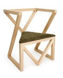 wood chair design - Buscar con Google