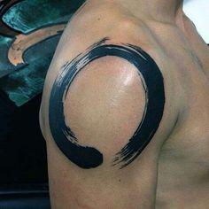 8 Mejores Imágenes De Circulo Zen Cool Tattoos Circle Tattoos Y