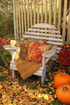 curl up with a cozy blanket, a cup of steaming coffee, and literature in autumn--nirvana ~*~