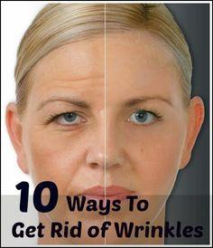 How to Get Rid of Wrinkles | Medi Tricks