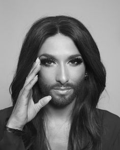 Conchita Wurst by Robin de Puy