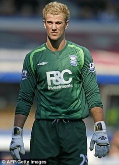 A beautiful man in a Birmingham City kit - why do more of these not exist in the world? Birmingham City Fc, Attractive People, Goalkeeper, Dear God, Football Team, Pretty People, Beautiful Men, Sexy Men, Athlete
