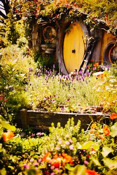 I Like It Rustic And Colorful...Always In The Country !... http://samissomarspace.wordpress.com