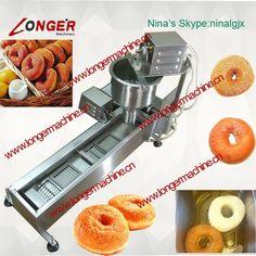 Donat Maker, Cool Kitchen Gadgets, Cool Kitchens, Food Equipment, Carnival Food, Mini Donuts, Making Machine, Baking, Type