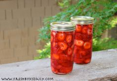Strawberry lemonade concentrate — A new beverage experience (fresh-squeezed lemon juice & strawberries) Smoothie Drinks, Smoothies, How To Store Strawberries, Sustainable Seafood, Fruit Stands, Strawberry Lemonade, How To Squeeze Lemons, Fermented Foods, Summer Drinks