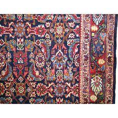 Antique Persian Rug, 6'6'' x 4'3''