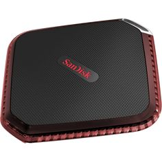 CNET giveaway: Water-resistant SanDisk portable solid-state drive     - CNET  Enlarge Image                                              SanDisk                                           	This  week weve got a prize for adventurers a SanDisk Extreme 510 Portable SSD designed for  all-terrain durability. The solid-state drive is resistant to water and dust and encased in a  rubber bumper that can withstand falls from nearly 6 feet.    	The 480GB SSD is  small enough to toss in your pocket and…