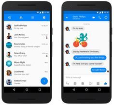 FFollow us 5500 Followers @prashantsvaidya #Indiafirst worldclass genuine twitter  handle #PK4BjpBjymnamoacebook Rolls Out Redesigned Messenger for Android