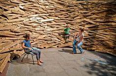 The Reading Nest, Cleveland, 2013 - Mark Reigelman