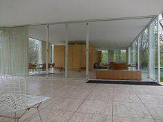 plano / farnsworth house