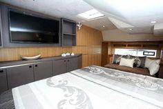 Privilege 64 Catamaran Stateroom