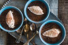 paleo chocolate pots de creme