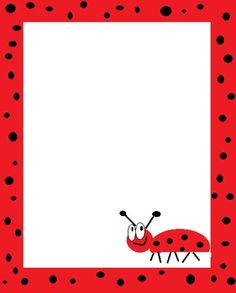 FREEBIE!!!This cute frame is red with black polka dots on white backgrounds with a cute little ladybug. They are all PNG so can be resized. You are free to use them in your personal and/or commercial projects. Just please read my Terms of Use and give credit back to me.