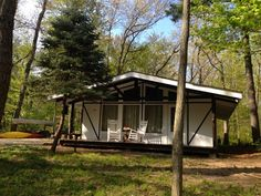 Indiana Dunes - Vacation Rental located in the middle of the Indiana Dunes State Park - very close to lake and beach