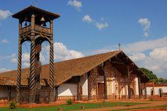 Concepcion church - Misiones jesuíticas de Bolivia