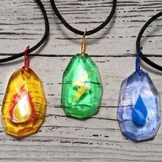Pokemon Evolution Stone Necklace's Shut Up And Take My Yen : Anime & Gaming Merchandise