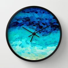 INVITE TO BLUE by Catspaws as a high quality Wall Clock. Free Worldwide Shipping available at Society6.com from 11/26/14 thru 12/14/14. Just one of millions of products available.