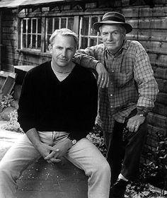 Kevin Costner & Paul Newman