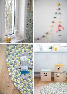 Our Baby Boy's Nursery Before, During & After http://decor8blog.com/2014/01/27/our-baby-boys-nursery-before-after/  Photography (top left, bottom right): Thorsten Becker (top right, bottom left): Holly Becker