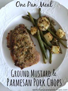Ground Mustard Parme
