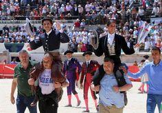 Notiferias Toros en Venezuela y el Mundo: La Puebla del Río, por la Puerta de los Cónsules