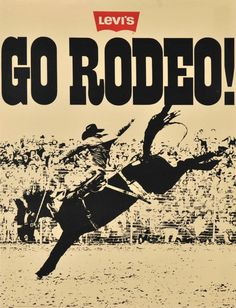 vintage rodeo posters - Google Search
