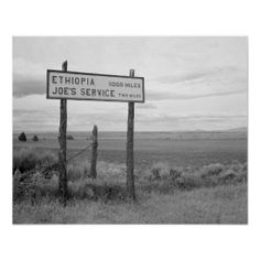 The sign of Joe's Service on highway near Madras, Oregon. Moma Collection, List Of Artists, Oregon Travel, Historical Pictures, Film Stills, Artist Names, Postcard Size, Madras Oregon, Art Photography