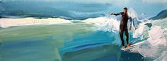 SurfArt Ganadu - Original Surf Art Paintings