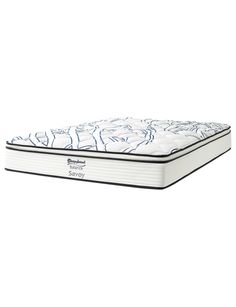 The medium feel of the Sleepyhead Balance Savoy mattress is achieved using premium quality eco-friendly Dreamfoam and naturally superior Latex Gold comfort layers, combined with a euro Nuvole fibre top, for a drier, healthier sleep.
