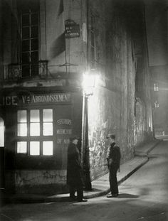 Paris by Brassai