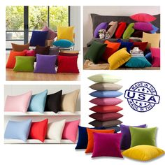 Active Components Obliging Nordic Blue Navy Fruit Simple Modern Abstract Pillow Cover Home Decorative Pillows Linen Pillow Case Office Sofa Cushion Cover