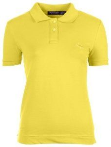 Nantucket Brand WFP-YG-M Fitted Polo- Yellow-Green Logo Size M by Nantucket Brand. $49.00. Innovative - will enhance your well being.. A slim-fitting, 94% cotton/6% spandex polo shirt for a casual, yet stylish appeal. Solid ribbed collar and sleeve. Straight hem with side vents. Embroidered logo on left chest. Custom Nantucket Brand buttons. Machine wash. Imported.