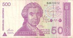 Motivseite: Geldschein-Europa-Mitteleuropa-Kroatien-Dinar-500-1991