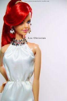 All sizes | Oklahoma University Cheerleader Barbie (Tori Face mold) reroot | Flickr - Photo Sharing!