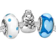 Pandora Winter Chill Set. Like this idea for the Colorado contingency to get me!