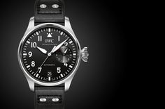 SIHH 2016 - Introducing the new IWC Big Pilot's Watch IW500912 - Specs and Price - Monochrome Watches